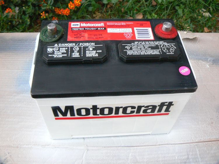 Made A 80 39 S Retro Motorcraft Battery Page 2